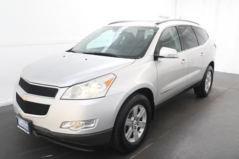 used chevrolet traverse for sale in everett wa. Black Bedroom Furniture Sets. Home Design Ideas