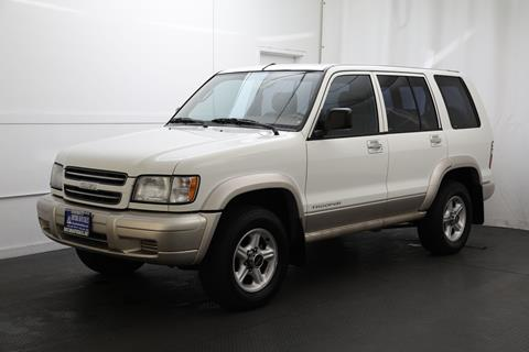 2000 Isuzu Trooper for sale in Everett, WA
