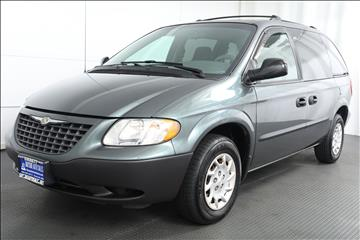 2002 Chrysler Voyager for sale in Everett, WA