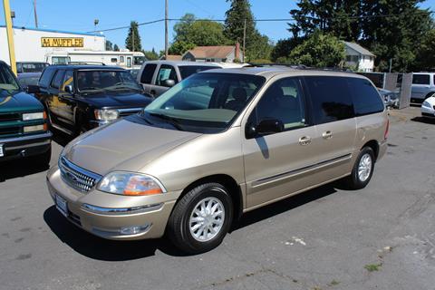 2000 Ford Windstar for sale in Everett, WA