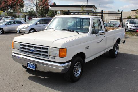 1990 Ford F-150 for sale in Everett, WA
