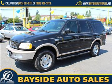 1998 Ford Expedition for sale in Everett, WA