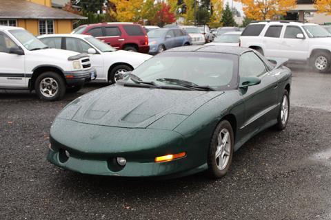 1997 Pontiac Firebird for sale in Everett, WA