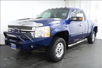 2013 Chevrolet Silverado 2500HD for sale in Everett, WA