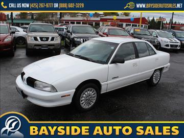 1997 Oldsmobile Achieva for sale in Everett, WA