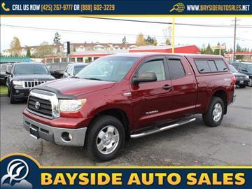 2007 Toyota Tundra for sale in Everett, WA