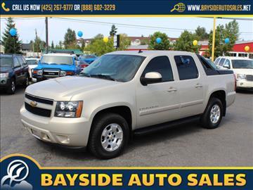 2007 Chevrolet Avalanche for sale in Everett, WA