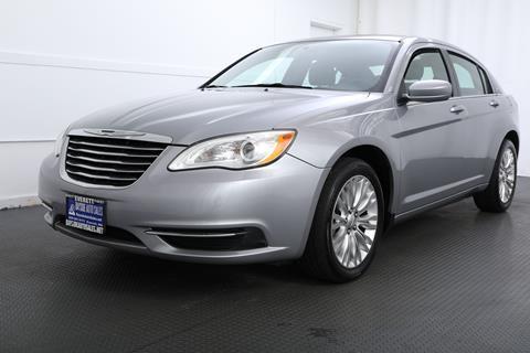 2013 Chrysler 200 for sale in Everett, WA