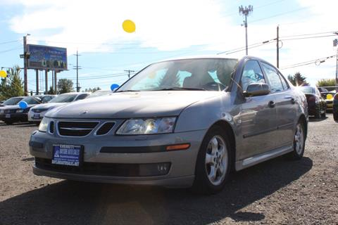 2003 Saab 9-3 for sale in Everett, WA