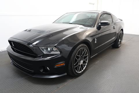 2012 Ford Shelby GT500 for sale in Everett, WA