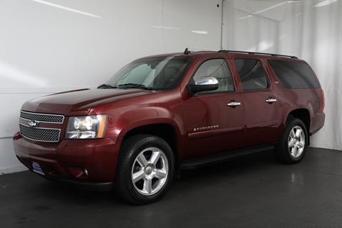 2008 Chevrolet Suburban for sale in Everett, WA