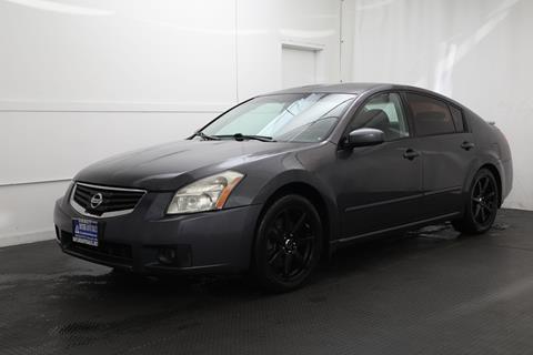 2008 Nissan Maxima for sale in Everett, WA