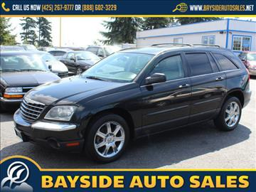 2005 Chrysler Pacifica for sale in Everett, WA