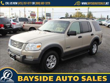 2006 Ford Explorer for sale in Everett, WA