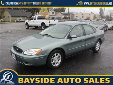 2005 Ford Taurus for sale in Everett, WA