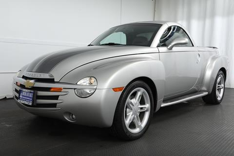 2004 Chevrolet SSR for sale in Everett, WA