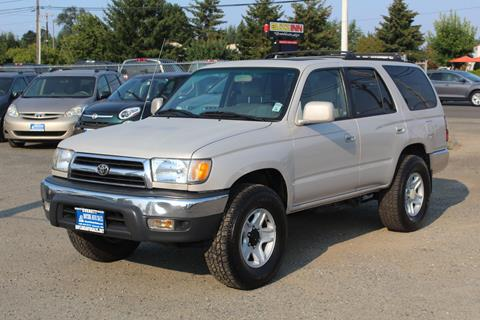 Toyota Four Runner For Sale >> Used 1999 Toyota 4runner For Sale In Ash Flat Ar Carsforsale Com