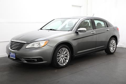 2012 Chrysler 200 for sale in Everett, WA