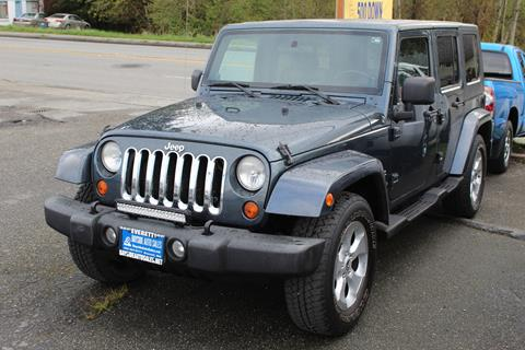 2007 Jeep Wrangler Unlimited for sale in Everett, WA