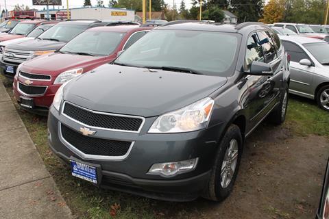 2011 Chevrolet Traverse for sale in Everett, WA