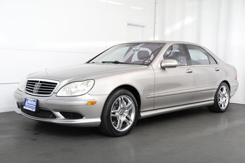 2004 Mercedes-Benz S-Class for sale in Everett, WA