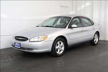 2000 Ford Taurus for sale in Everett, WA