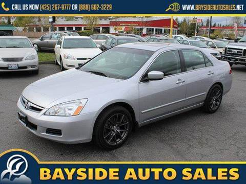 Bayside Auto Sales Used Cars Everett Wa Dealer
