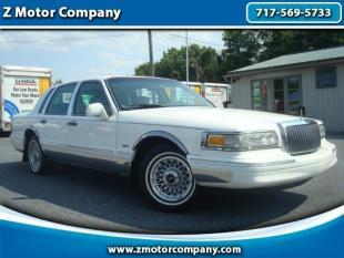 1996 Lincoln Town Car for sale in East Petersburg, PA