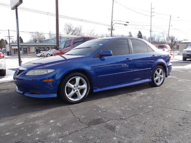 Used 2003 Mazda 6 For Sale