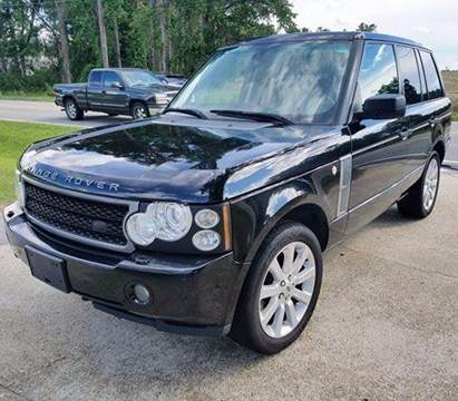2004 Land Rover Range Rover for sale in Garner, NC