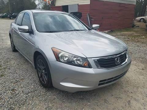 2008 Honda Accord for sale in Garner, NC