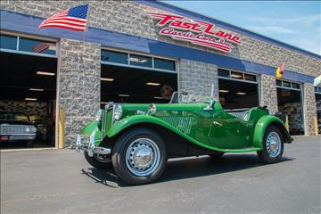 1951 MG TD for sale in St. Charles, MO
