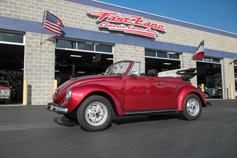 1972 Volkswagen Super Beetle for sale in St. Charles, MO