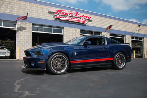 2011 Ford Shelby GT500 for sale in St. Charles, MO