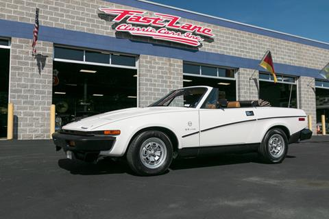 1981 Triumph TR8 for sale in St. Charles, MO