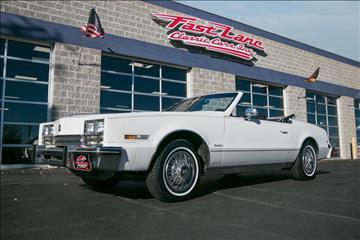 1985 Oldsmobile Toronado for sale in St. Charles, MO