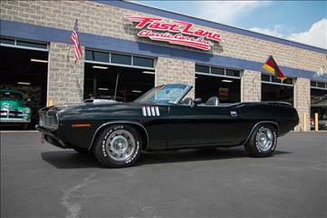 1971 Plymouth Barracuda for sale in St. Charles, MO