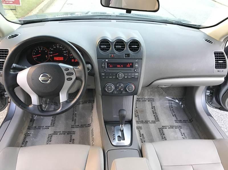 2007 Nissan Altima 2.5 S 4dr Sedan (2.5L I4 CVT) - Tucker GA