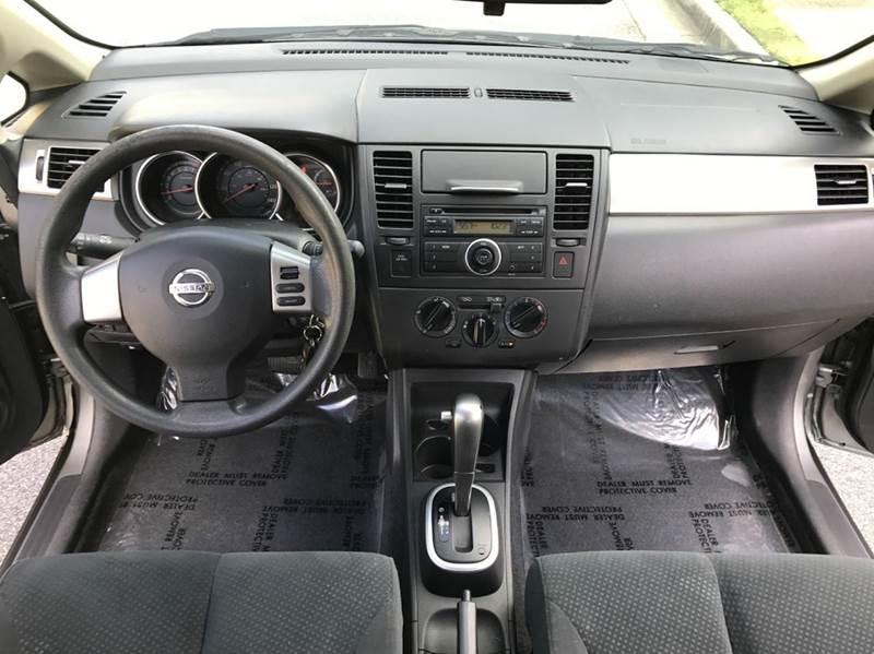 2011 Nissan Versa 1.8 S 4dr Hatchback 4A - Tucker GA