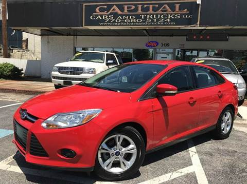 2013 Ford Focus for sale in Tucker, GA