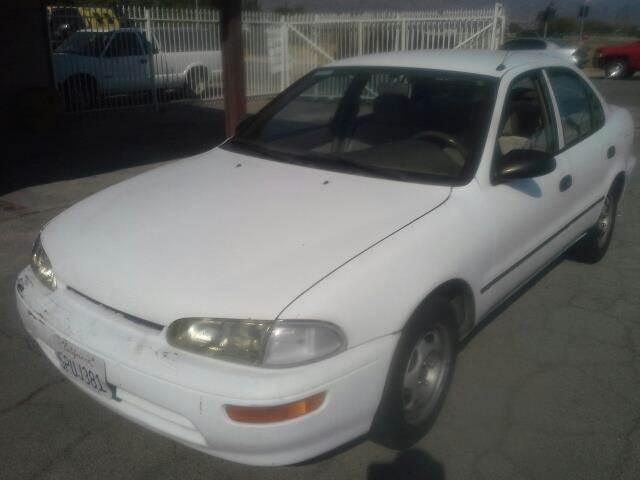 1995 GEO Prizm for sale in San Bernardino CA