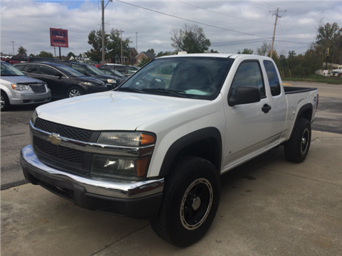 2008 Chevrolet Colorado for sale in Henryville, IN