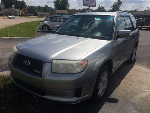 2008 Subaru Forester for sale in Henryville, IN