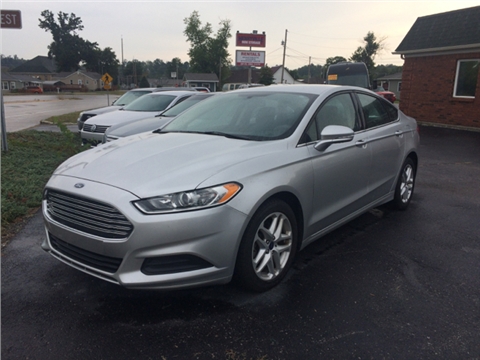 2015 Ford Fusion for sale in Henryville, IN
