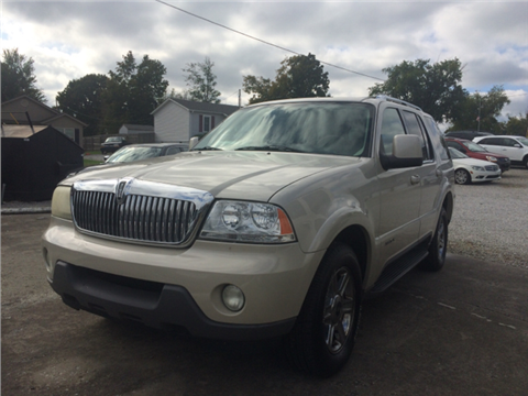 2005 Lincoln Aviator for sale in Henryville, IN