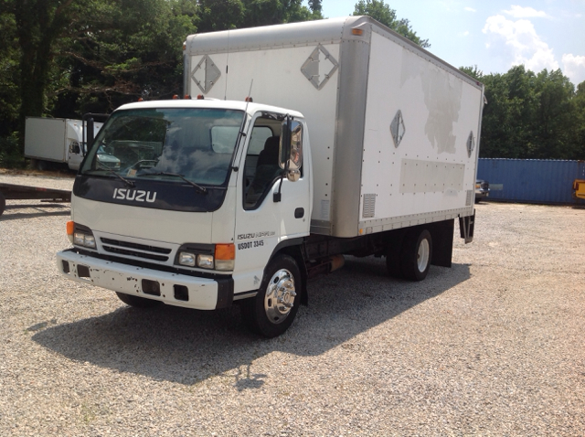 2001 Isuzu Npr Hd 16Ft Box Truck for sale in Colonial Heights VA