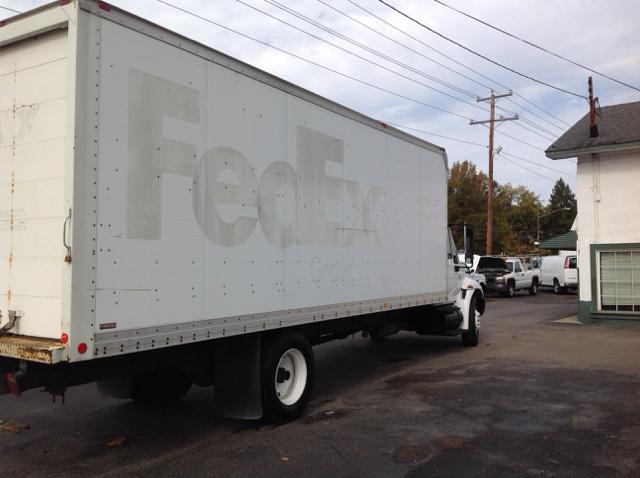 2008 International Ihc 4200 24Ft Box Truck Diesel 24Ft Box Truck Diesel - Colonial Heights VA