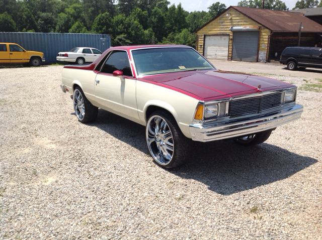 1980 Chevrolet El Camino 24Inch Rims - Colonial Heights VA