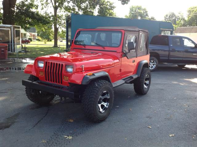 1990 Jeep Wrangler for sale in Colonial Heights VA