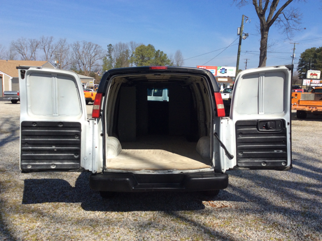 2007 Chevrolet Express 3500 Extended Cargo Va 3500 Extended New Gm Transmission  - Colonial Heights VA